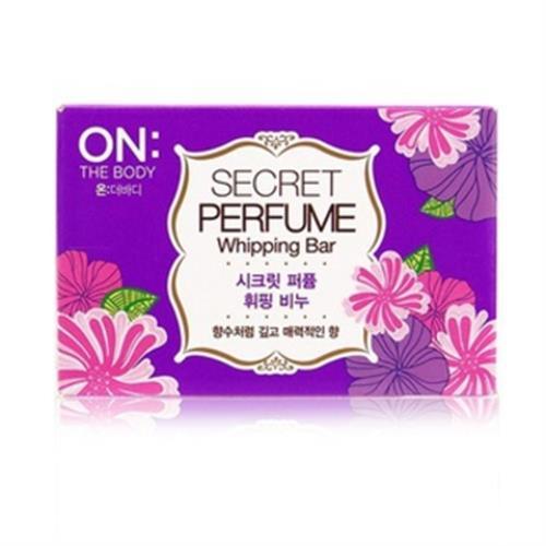 ON THE BODY ON THE BODY香水滋養皂-秘密香氛(90g/盒)