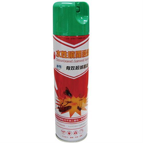 RT 水性噴霧殺蟲劑(600ml/罐)