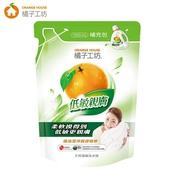 《橘子工坊》一般濃縮洗衣精補充包(1500ml)