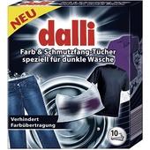 《德國dalli》洗衣吸色紙-加強版(10張/盒)