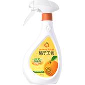 《橘子工坊》天然制菌浴廁清潔劑(480ML)