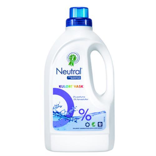 諾淨 低敏濃縮洗衣精 (護色)(1.5L)