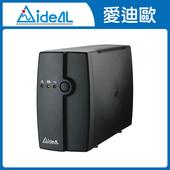 《愛迪歐》愛迪歐 IDEAL-5706C 在線互動式UPS(IDEAL-5706C)