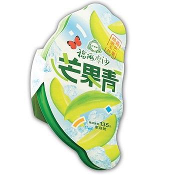 杜老爺 福爾摩沙台灣芒果青脆冰(750g+-10g/盒)