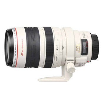 《Canon》EF 28-300mm f/3.5-5.6L IS USM*(平輸)-送UV保護鏡77mm+專屬拭鏡筆(黑色)