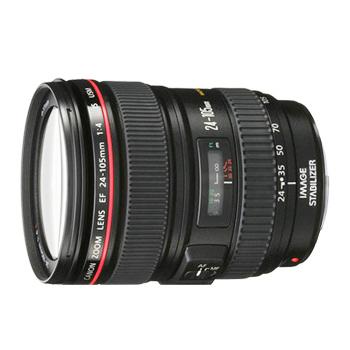 Canon EF 24-105mm f/ 4L IS USM 鏡頭(平輸-白盒)-送UV保護鏡+專屬拭鏡筆(黑色)