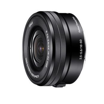 《SONY》E PZ 16-50mm F3.5-5.6 OSS *(平輸-白盒)-送拭鏡筆+UV保護鏡40.5mm(銀色)