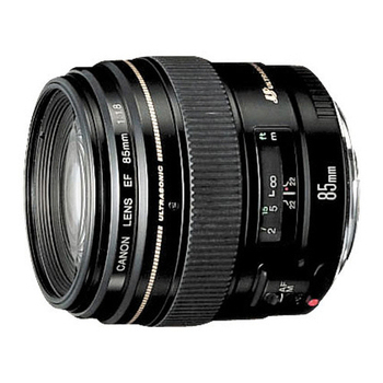 《Canon》EF 85mm f/1.8 USM*(平輸)-送抗UV保護鏡58mm+專屬拭鏡筆