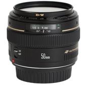《Canon》EF 50mm f/1.4 USM*(平輸)-送抗UV保護鏡58mm+專屬拭鏡筆