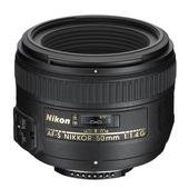 《Nikon》AF-S NIKKOR 50mm f/1.4G (平輸)-送UV保護鏡58mm+專屬拭鏡筆