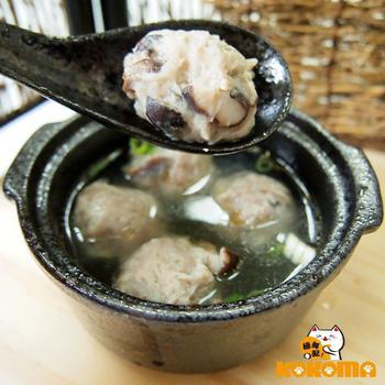 極鮮配 新竹香菇貢丸(200g ±10%/包)