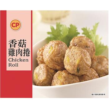卜蜂 香菇雞肉卷(400g/包)