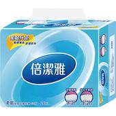 《倍潔雅》柔韌抽取式衛生紙(100抽24包)