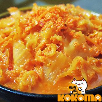 《極鮮配》明太子泡菜(500g±10%/*6包)