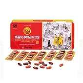《金蔘》6年根韓國高麗紅蔘鹿茸精膠囊(120顆/盒)