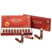 《金蔘》6年根韓國高麗紅蔘飛(20ml*10瓶)