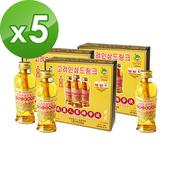 《金蔘》韓國高麗人蔘精華液(120ml*3瓶)(共5盒)