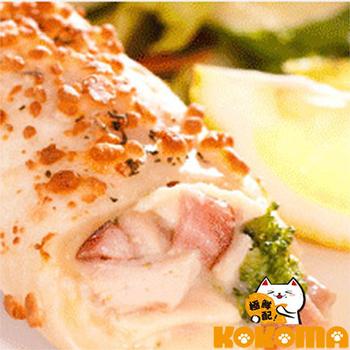 極鮮配 起司雞肉捲(300G ±10%/1袋2條)