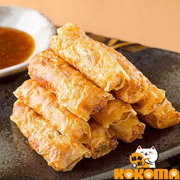 《極鮮配》大廚府城蝦捲(300g±10%/1盒10入)