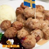 《極鮮配》瑞典肉丸子(200g±10%*10包)