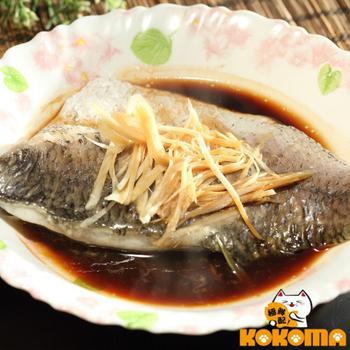 《極鮮配》生凍鱸魚片(100-200g*6片)