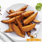 《極鮮配》帶皮原塊調味薯條(契型)(300g±10%*8包)