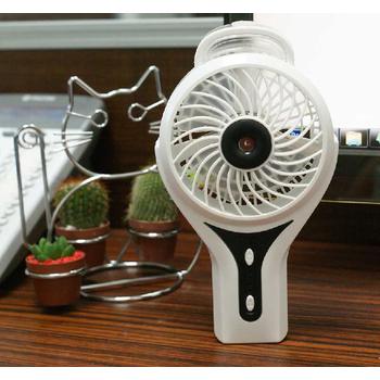 KTNET 853噴霧充電涼風扇(白色)