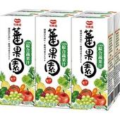《可果美》100%綜合蔬果汁(200ml*6包/組)