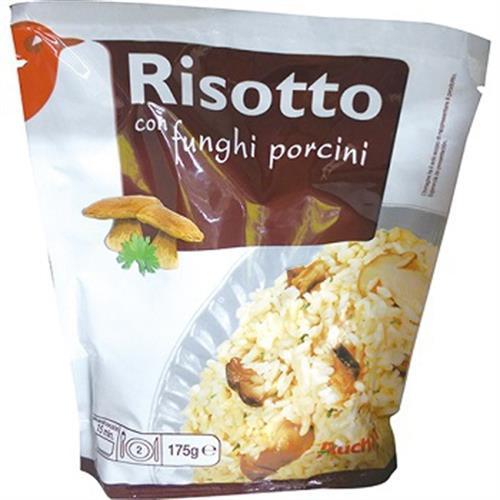 Auchan 玉米菇類燴飯調理包(175g/袋)