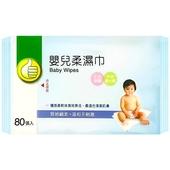 《FP》嬰兒柔溼巾(80抽)