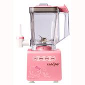 《買就送:聲寶 刨冰機》【貴夫人】Mini生機精華萃取機 LS-86 (Hello Kitty 特仕版)