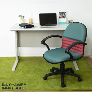 《時尚屋》CD140HF-62灰色辦公桌椅組