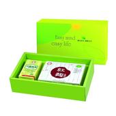《台糖》元氣舒活保健禮盒(精選青邁魚油+紅麴膠囊)