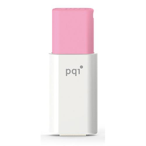 PQI U176L 隨身碟16G(粉色)