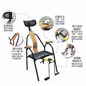 《x-bike》Performance 台灣精品 x-bike 韓國首爾國際發明獎 微運動健康椅(微運動健康椅)