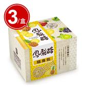 《醋桶子》果醋 隨身包任選3盒免運(10入/盒)共6種口味(鳳梨醋x3)