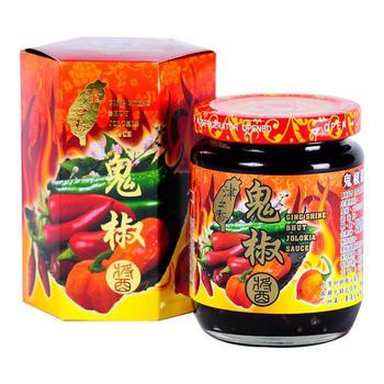 津之香 鬼椒醬(220g/瓶)