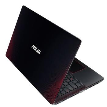ASUS X550VX-0053J6300HQ黑紅 i5-6300HQ/4G/1TB/GTX 950 2G DDR5/ 15.6FHD/(X550VX-0053J6300HQ 黑紅)