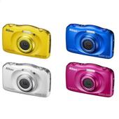 《NIKON》Coolpix W100 防水 防塵 防震 數位相機(粉)