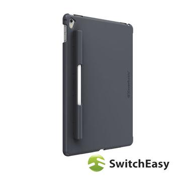 SwitchEasy Cover Buddy iPad Pro 9.7 保護背蓋(深灰色(柔觸感))