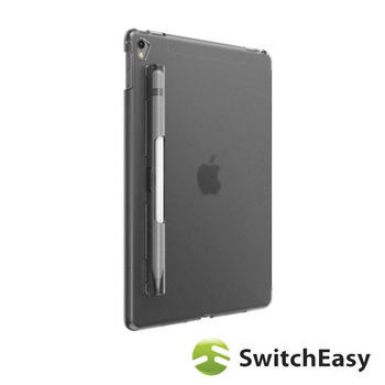 SwitchEasy Cover Buddy iPad Pro 9.7 保護背蓋(霧透黑)