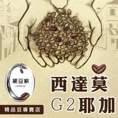 《【LODOJA裸豆家】》西達莫G2水洗咖啡(半磅/227g)