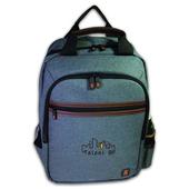 《Casepax》時尚簡約筆電專屬後背包(後背包)