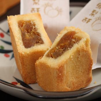國寶荔緻園 大樹金鑽土鳳梨酥(50g/粒*10粒)/盒(1盒)