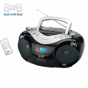 美國Blue Ever Blue CD/USB/MP3手提音響(CD-735U)-福利品(CD-735U-福)