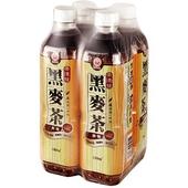《崇德發》黑麥茶(580ml*4瓶/組)