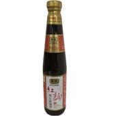 《黑龍》紅麴黑豆蔭油膏(400ml/瓶)