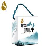 《辰溢 Chen-Yi》台灣阿里山100% 不混豆 濾掛咖啡/10包入(10g x 10包)
