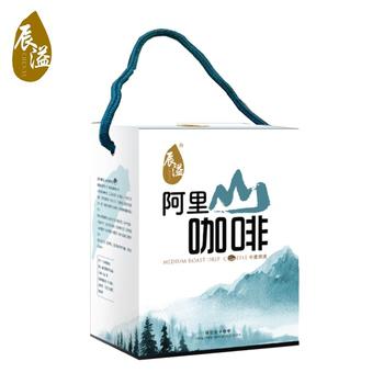 辰溢 Chen-Yi 阿里山阿拉比卡濾掛咖啡/10包入(10g x 10包)