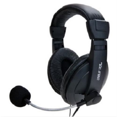 TCSTAR TCE8766頭戴耳機麥克風